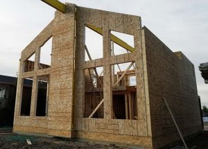 Cottage Framing - Willowside developments